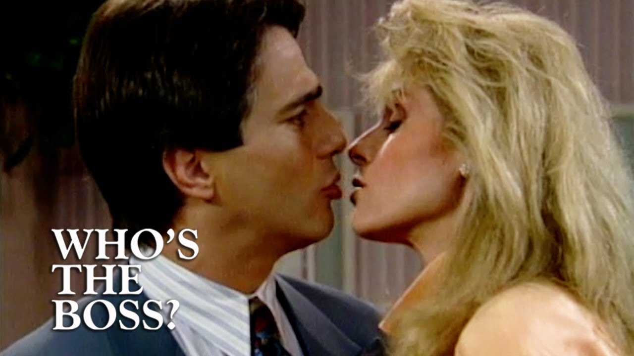 Download Angela Tells Tony How She Feels About Him! | Who's The Boss?