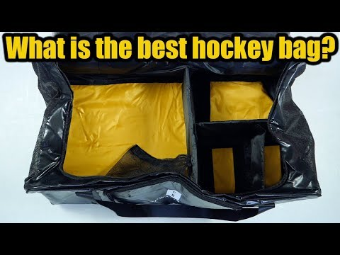 Best Hockey Bags For Players Of 2019 - Conway And Banks, Pacific Rink & Grit AIRBOX Bag.