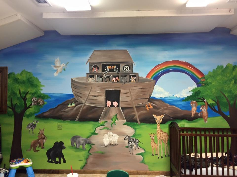 Noah S Ark Room Decorations