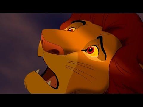 Король лев. Тот самый момент, тот самый перевод.