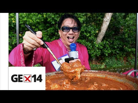 Azwan Ali cooks up Rendang campaign
