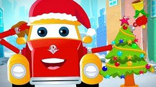 Christmas Cartoons | Super Car Royce Videos For Children