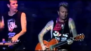 Stray Cats - Lee Rocker - My Baby Left Me