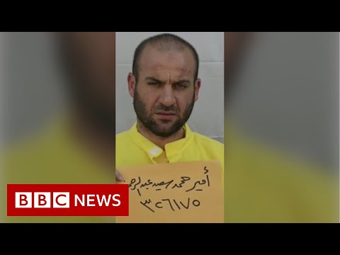 Unmasked: The new leader of 'Islamic State' and how he came to power - BBC News
