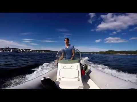 Boat trip Lillesand