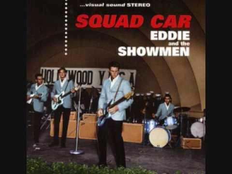 Squad car  Eddie and the men