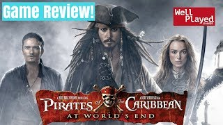 Pirates Of the Caribbean At World