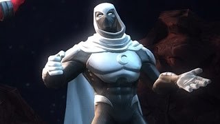 Marvel: Contest of Champions - MOON KNIGHT STORY - LAST BOSS + ENDING [FULL]