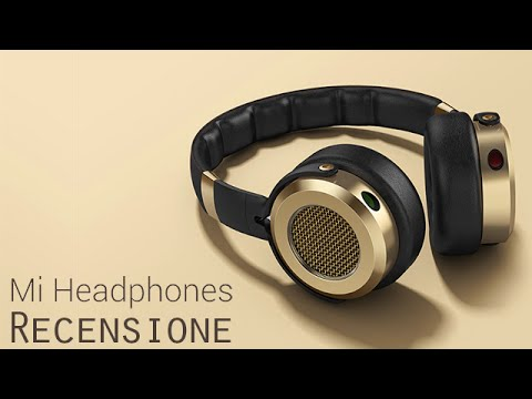 8fd2d75a463 Xiaomi Mi Headphones unboxing italiano by GizChina.it - YouTube