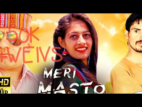 Meri Masto | मेरी मस्तो | New Himachali Romantic DJ Song 2018