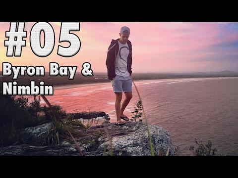 Byron Bay & Nimbin || Work & Travel Australien #05