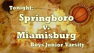 MVCC Game of the Week: Springboro v. Miamisburg JV