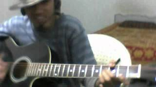 Taarif Karoon Kya uski on Guitar