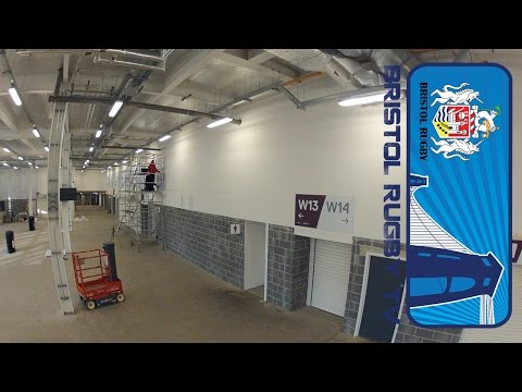 GO-PRO: Lansdown Stand 'Clubhouse' Timeline