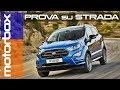 Ford Ecosport 2018: trazione integrale e nuovo motore Diesel