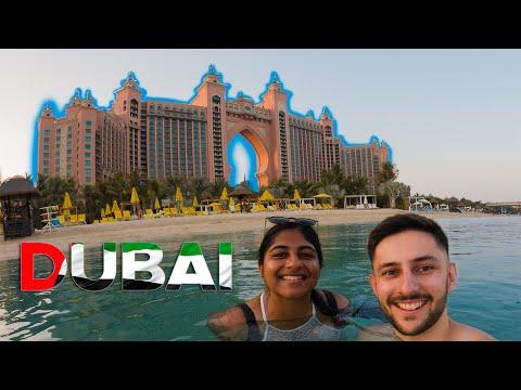 DUBAI 2021…STAYING AT THE ATLANTIS! 🏖