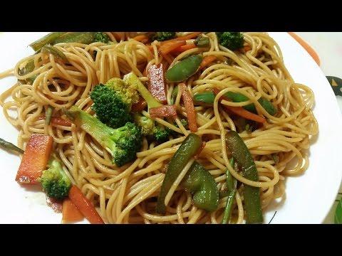 Veg Noodle Recipe | Veg Chow Mein | Vegetable Noodle