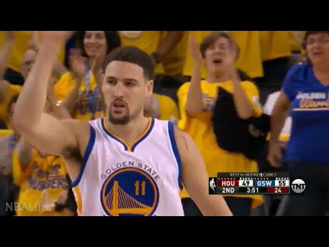 Klay Thompson Full 2016 NBA Playoffs Highlights