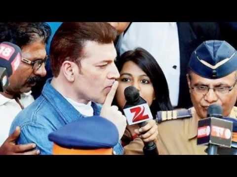 Aditya pancholi misbehaved again !!