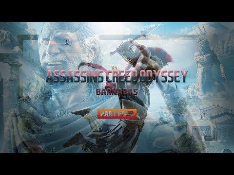 Assassin's Creed Odyssey Walkthrough Gameplay PART FOUR BARNABAS