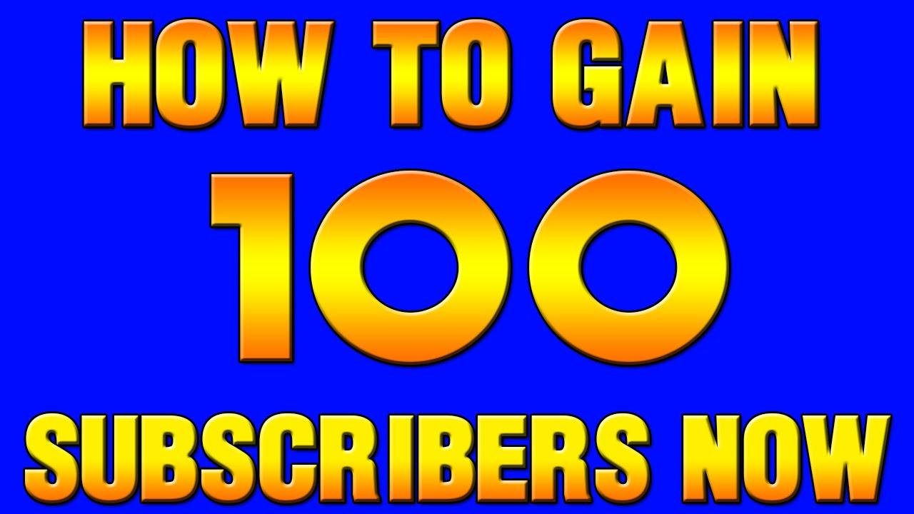 Gain Youtube Subs Free