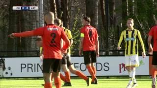 Jong Vitesse - Katwijk (1-2)
