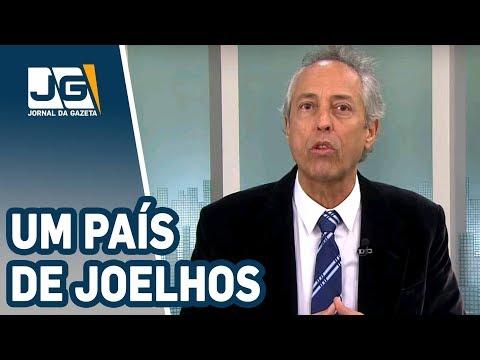 """Bob Fernandes/""""Os Caminhoneiros"""": num país de joelhos, mais um ato da Farsa, Comédia... e Tragédia"""