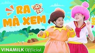 Ra Mà Xem - Bé Bảo An, Hồng Ân, Hoàng Bách, Ben Lee | Mầm Chồi Lá