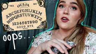 ouija board play