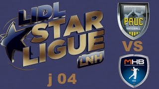 Aix VS Montpellier Handball LIDL STARLIGUE j04