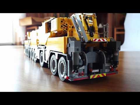 LEGO Liebherr LTM