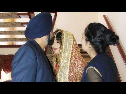 Recreating my MOTHER's WEDDING LOOK