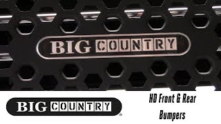 In the Garage™ with Performance Corner®: Big Country Truck Accessories HD Front & Rear Bumpers