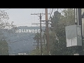 "How Close Can You Drive To The ""HOLLYWOOD"" sign? Los Angeles Driving Tour"