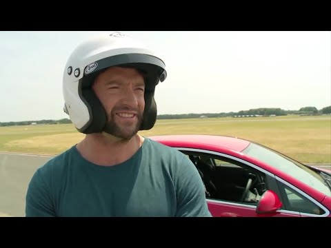 Stig Vs Stars - Top Gear - BBC
