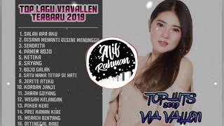 Lagu VIA VALLEN Terbaru 2019 / Dangdut Koplo Terpopuler [ Full Album ] Hits Single Salah Apa Aku