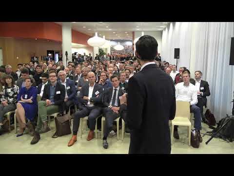 Blockchaingers Legal Deep Dive: Keynote by Ronald Kogens at AFM