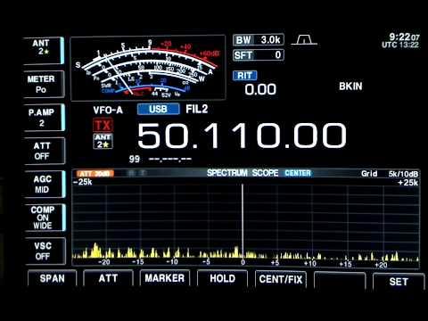 D44TD Cape Verde Is. (HK86) - 6m Sporadic Es (6-27-2009) - HD Format