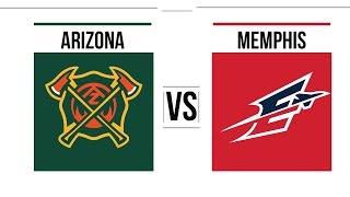 Arizona Hotshots vs Memphis Express ll AAF Week 2 Full Game Highlights ll