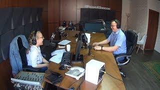 День блогера 14-го Июня – LeadER TV пришёл на «Радио Шансон»
