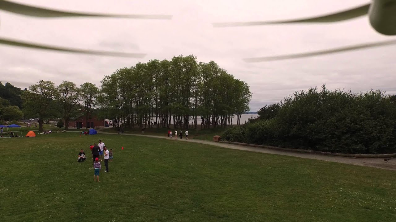 Golden Gardens Park Part 1 - YouTube