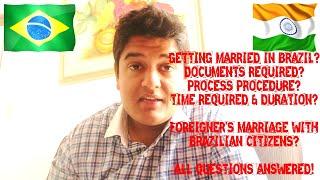 For marriage Brazilian girl looking