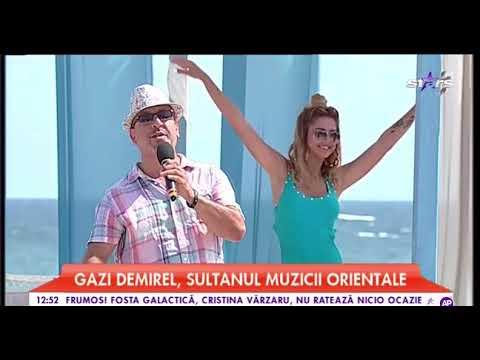Gazi Demirel nu ne lasa sa stam o secunda jos Antena Stars TV 30 August 2018