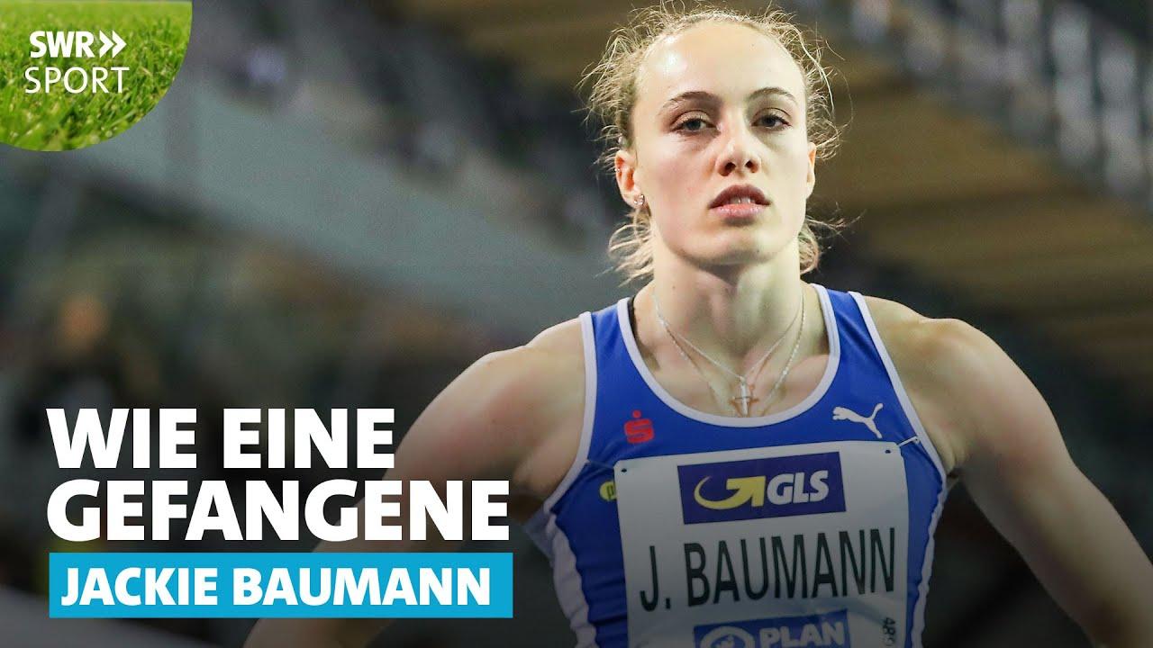 Download Ängste, Druck, Zweifel: Läuferin Jackie Baumann beendet Karriere   SWR Sport