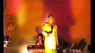 Dancing all night - Thi Mai