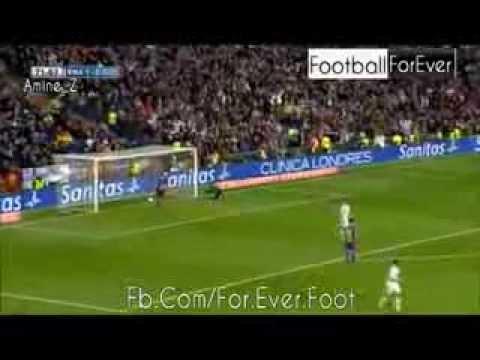Real Madrid 3-0 Elche   Le Magnifique but de Gareth Bale !