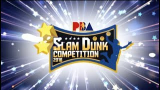 PBA All Star 2018 | Slam Dunk Contest May 25, 2018