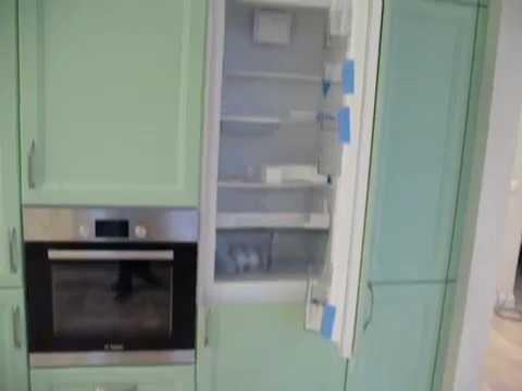 Кухня крашенная МДФ крашеный матовый - YouTube