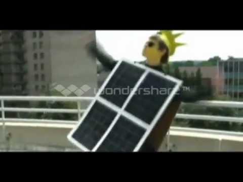OMG crazy Epic funny solar panel Dynamite rapper rap make money from energy companys lol