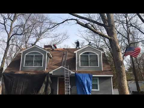 Passaic County GAF High Definition Timberline Shingle Installer 973 487 3704  NJ professional licens